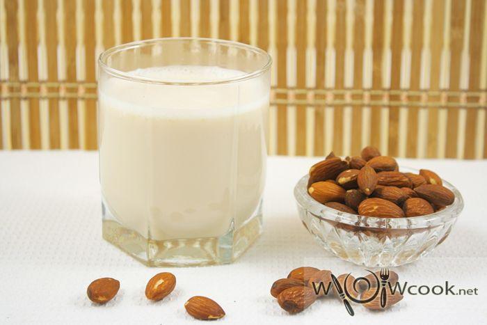 Молоко из орехов, рецепт с фото