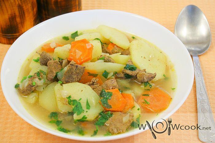 Куриный суп по немецки — pic 3