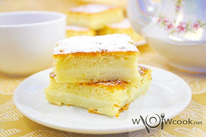 Рецепт умного пирожного