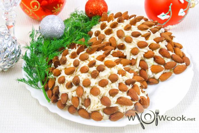рецепт новогоднего салата