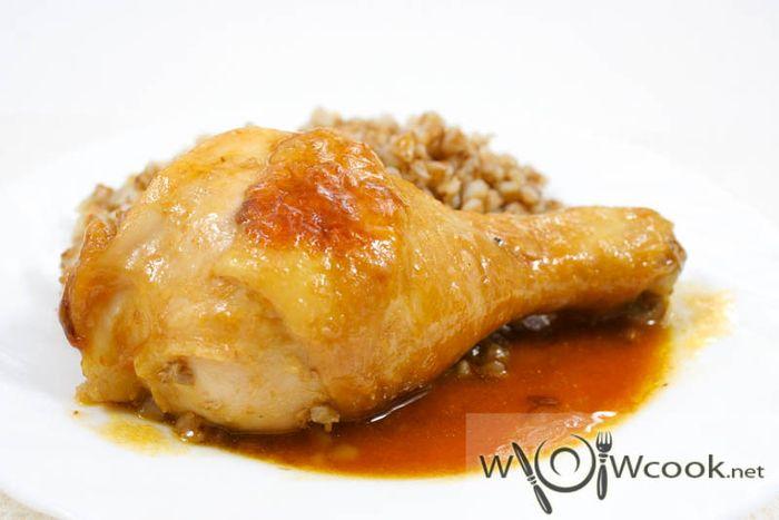 рецепт куриных окорочков