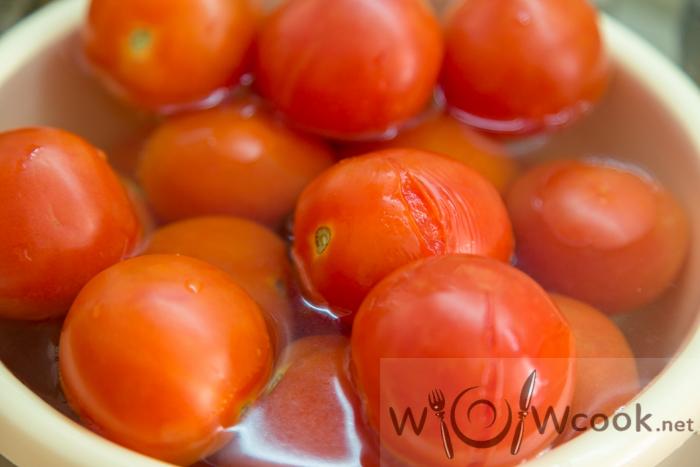 помидоры для сырой аджики
