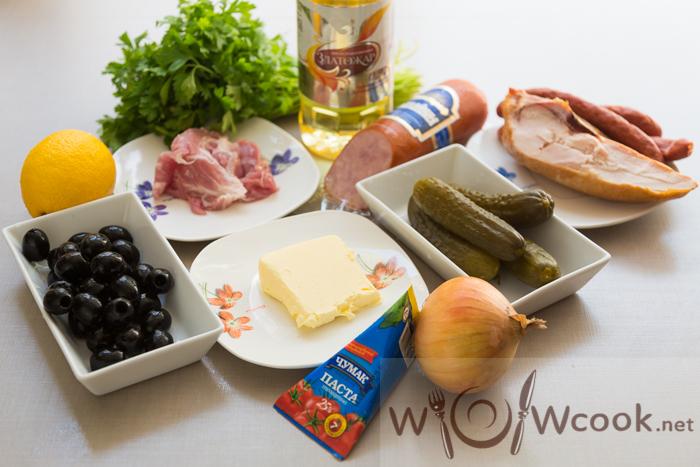 солянка вкусная рецепт с фото пошагово