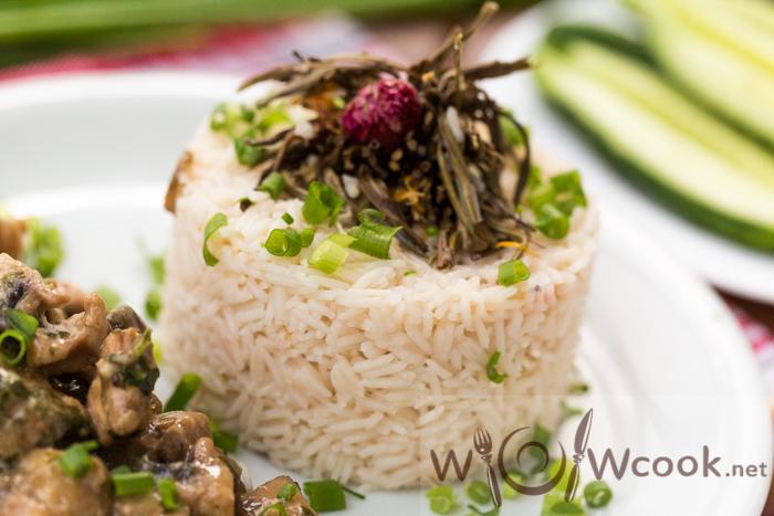 вкусный рецепт приготовления риса