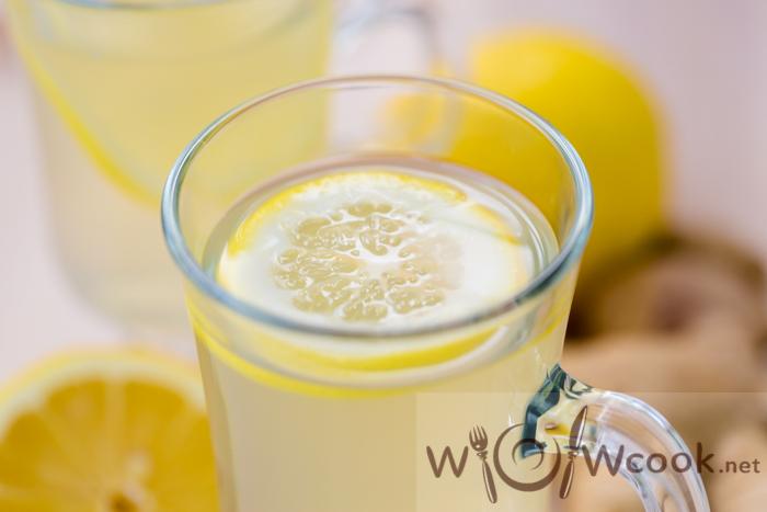 bИмбирный чай рецепт