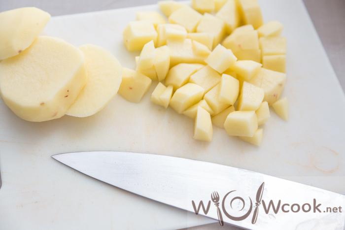 картофель для рассольника