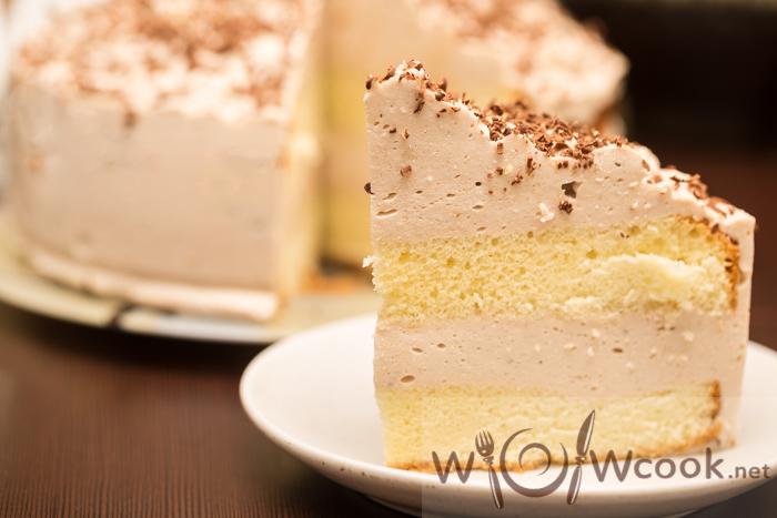 банановый торт в духовке рецепт с фото пошагово