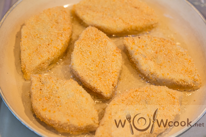 картофельные зразы с грибами на сковороде