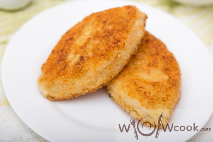 зразы из картофеля рецепт