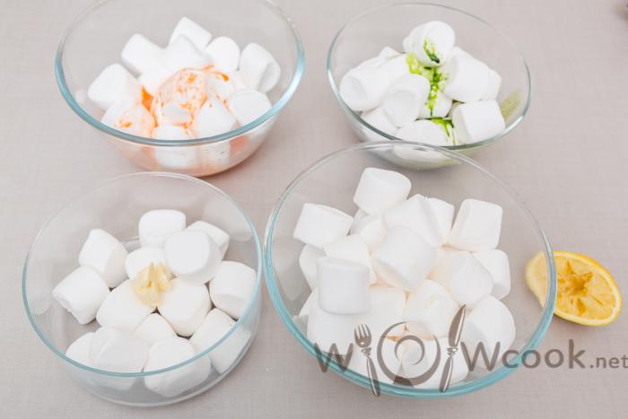 мастика из маршмеллоу рецепт с фото