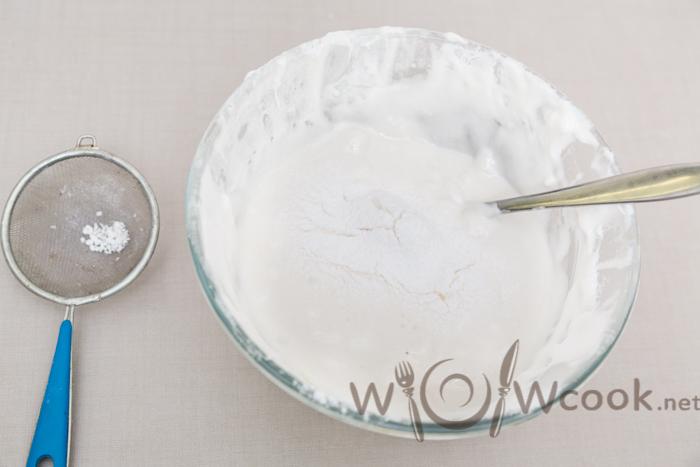 мастика белого цвета и маршмеллоу