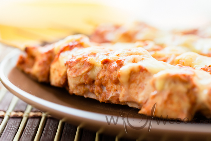 вкусные куриные шашлычки рецепт с фото