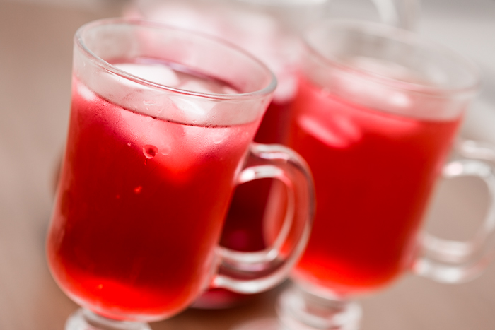 освежающий напиток рецепт