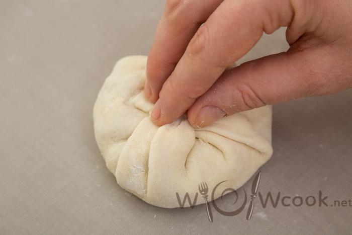 тандырная самса как готовить
