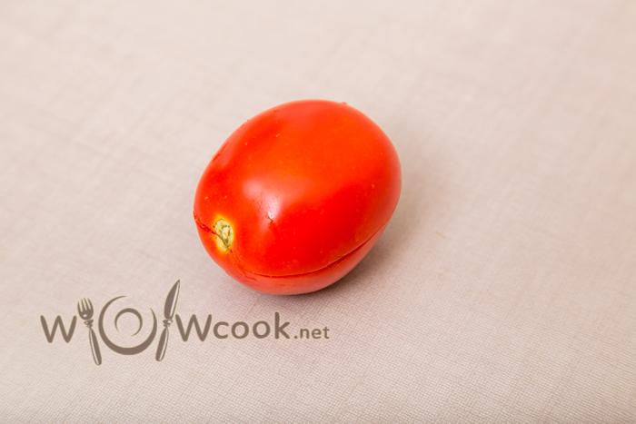протыкаем помидоры