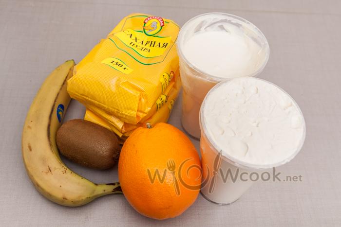 ингредиенты для сладкого торта