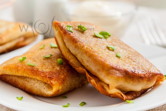 рецепт блинчиков с печенью
