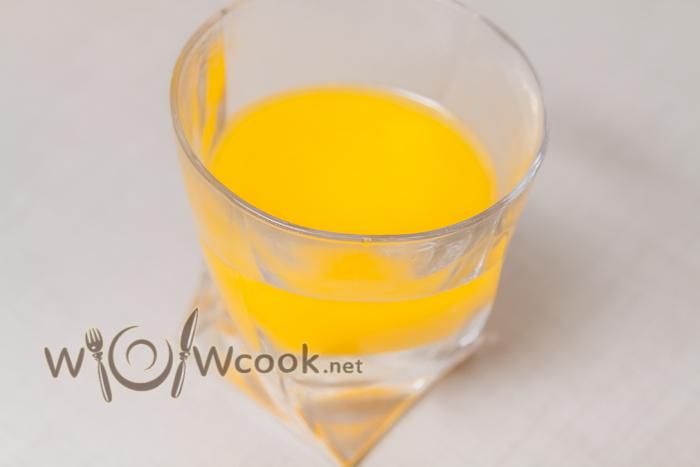 масло растопленное