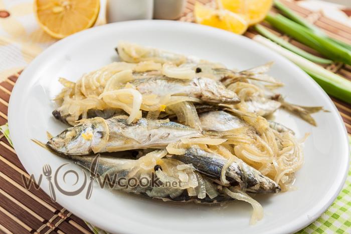ставрида черноморская рецепт