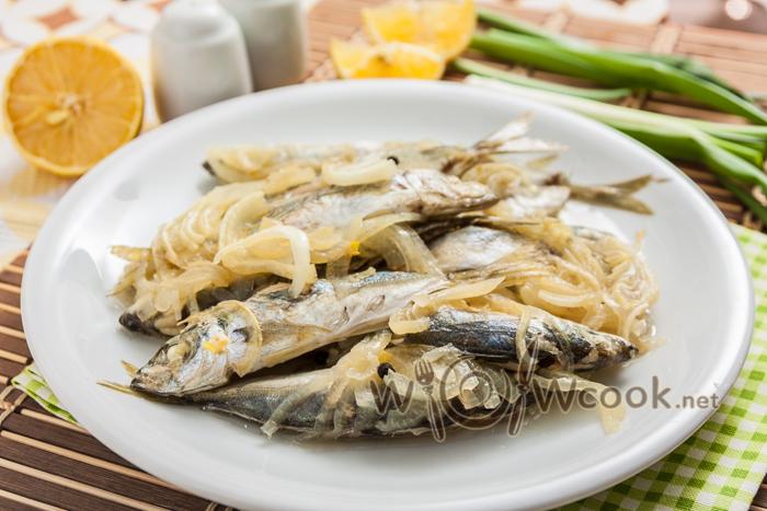 Шкара - любимое блюдо черноморских моряков