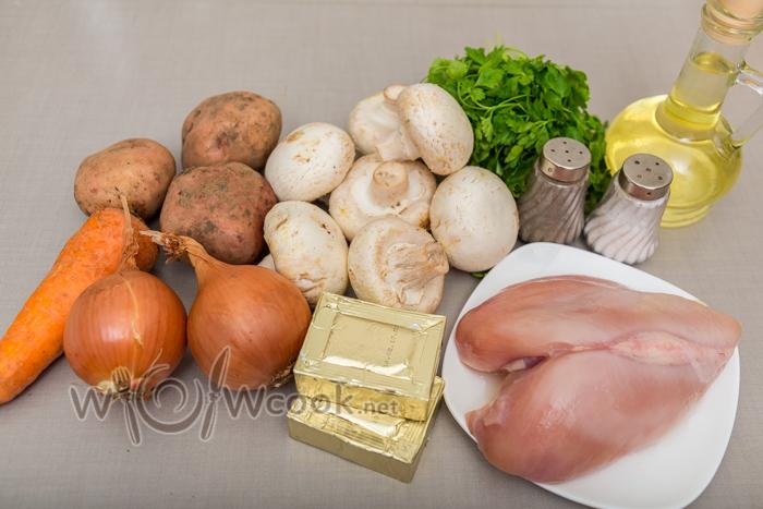 рецепт приготовления суп из щавеля