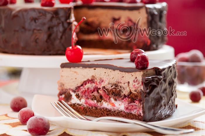 Шоколадный крем для торта из какао и сметаны: рецепт | NUR.KZ | 467x700