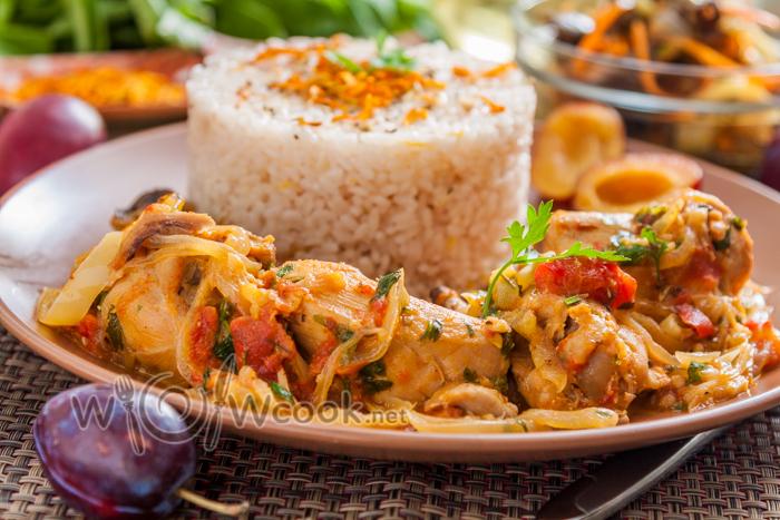 готовим дома чахохбили из курицы по-грузински классический рецепт