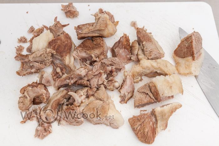 Шурпа из баранины, классический пошаговый рецепт с фото