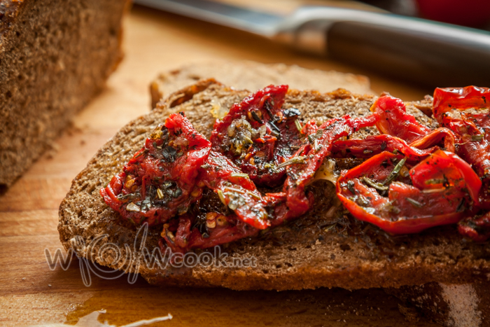 как приготовить вяленые томаты на зиму