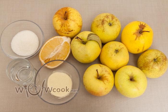 ингредиенты для компоте