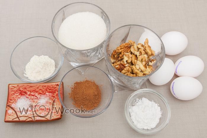 """Печенье """"Безе"""" - рецепт с фото в духовке, ингредиенты"""