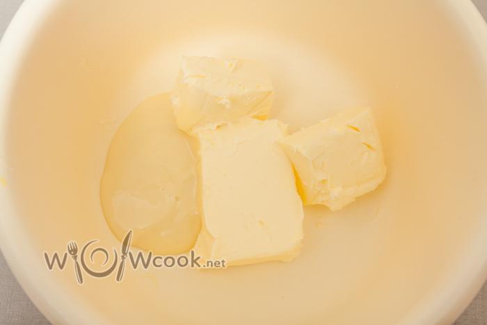 сливочное масло со сгущенкой