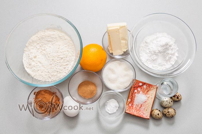 Новогоднее печенье на елку - рецепт пошаговый с фото