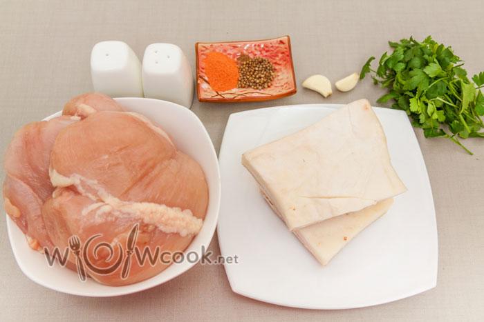 из чего готовим колбаски