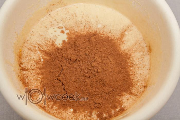 порошок какао