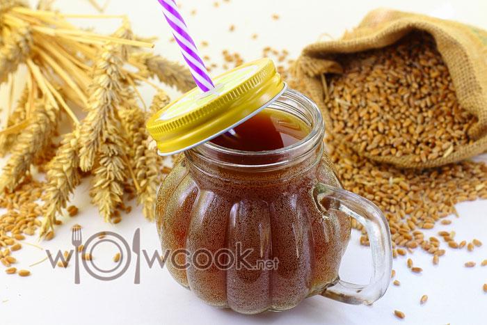 квас из ржаного солода в домашних условиях