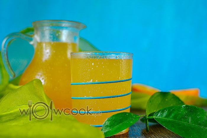 грейпфрутовый сок, рецепт с фото