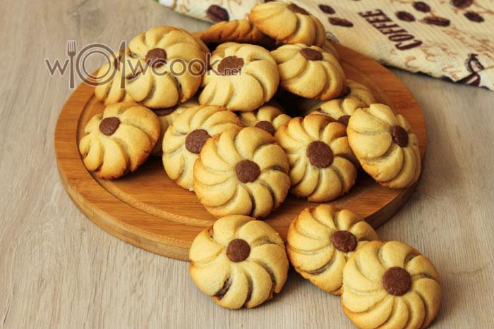 Очень вкусное печенье в домашних условиях, рецепт