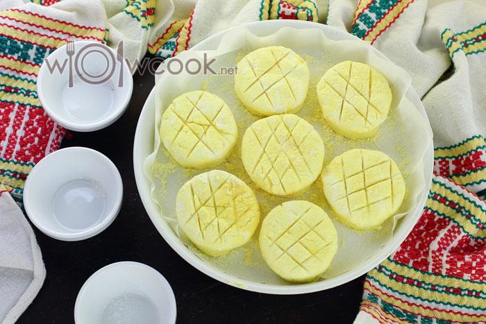 Сырники в кукурузной муке - рецепт пошаговый с фото