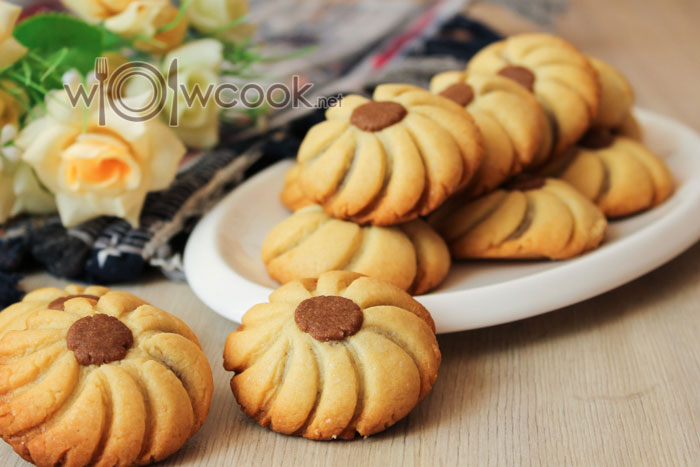 Как приготовить оригинальное домашнее печенье, рецепт с фото