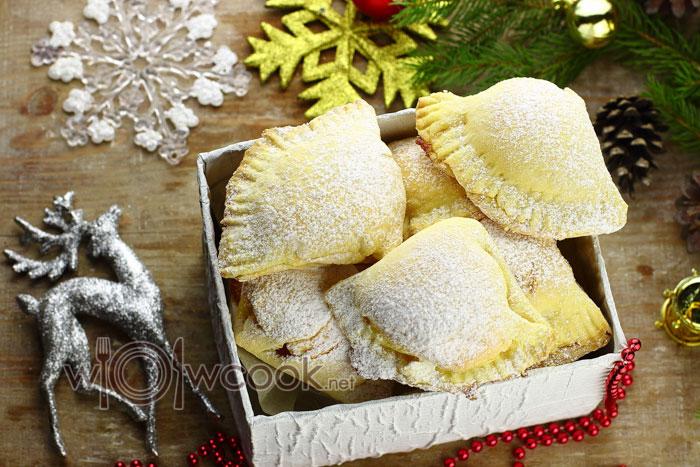 Снежные сугробы рецепт с фото