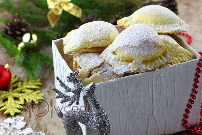 печенье сугробы пошаговый рецепт с фото