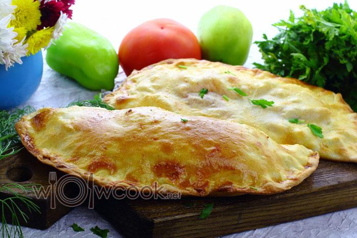 Пицца кальцоне рецепт с фото
