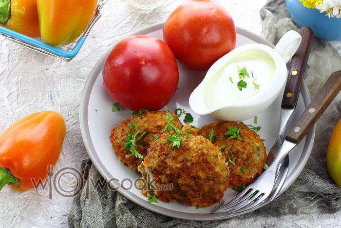 гречаники рецепт с фаршем в духовке