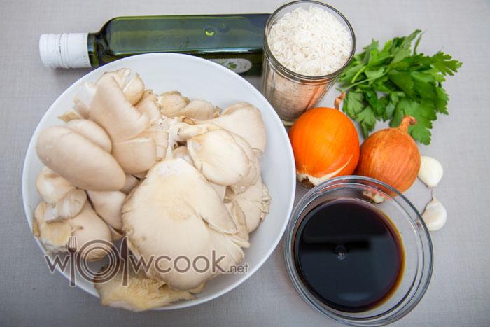 ингредиенты для риса