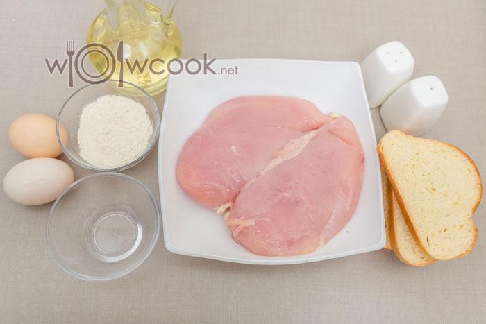 ингредиенты с филе
