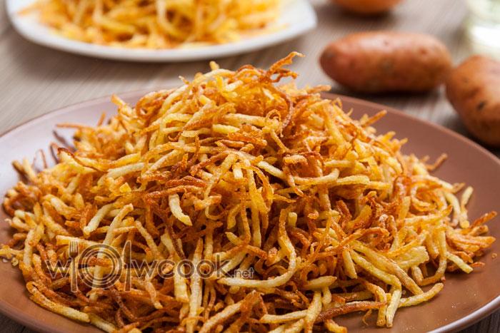 как приготовить картофель пай в домашних условиях