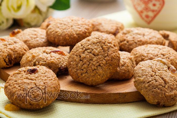 овсяное печенье рецепт в домашних условиях