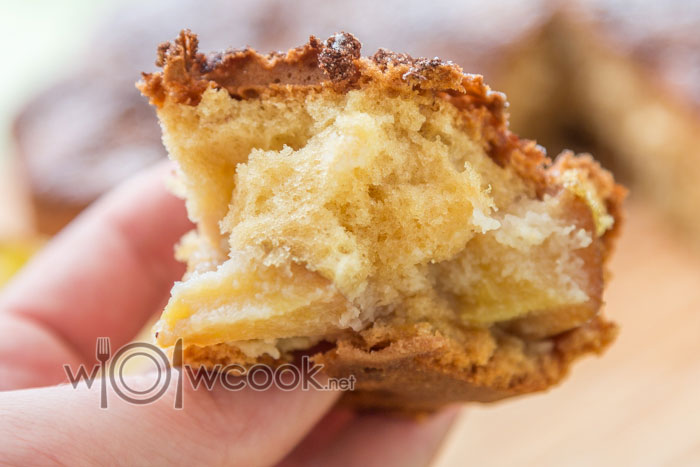 пирог с яблоками рецепт на быструю руку