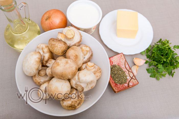 продукты с грибами